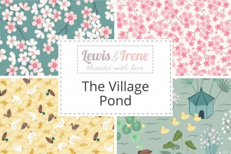 Lewis and Irene - The Village Pond Collection