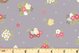 Lewis and Irene - Bunny Hop - Chicks - Natural (A528.1)