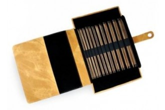 Lykke Straight Needle Set - Umber - 25cm / 10in (Set of 12)