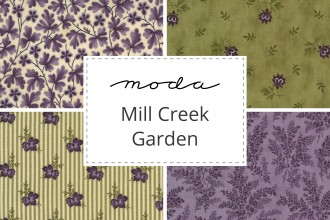 Moda - Mill Creek Garden Collection