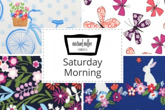 Michael Miller - Saturday Morning Collection
