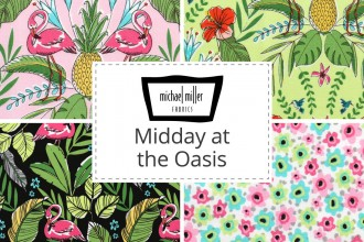 Michael Miller - Midday at the Oasis Collection