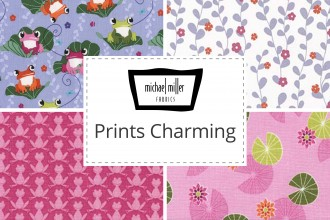 Michael Miller - Prints Charming Collection