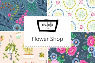 Michael Miller - Flower Shop Collection