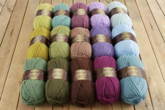 Attic24 - Moorland CAL (Stylecraft Yarn Pack)