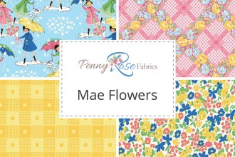 Penny Rose -  Mae Flowers Collection