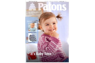 Patons 3843 - Fairytale Soft DK (booklet) So Soft - its Baby Time