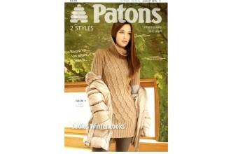 Patons 3876 - Fab DK (leaflet) Ladies Winter Looks
