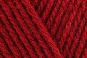 Patons Wool Blend Aran - Cherry (00131) - 100g