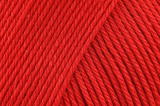 Patons 100% Cotton DK - Red (02115) - 100g