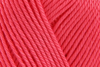 Patons 100% Cotton DK - Bright Pink (02725) - 100g
