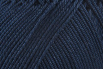 Patons 100% Cotton 4ply - Navy (01124) - 100g