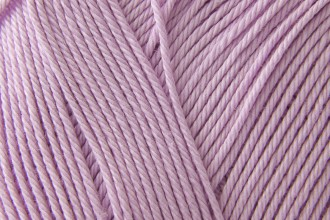 Patons 100% Cotton 4ply - Lilac (01701) - 100g