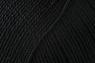 Patons 100% Cotton 4ply - Black (01712) - 100g