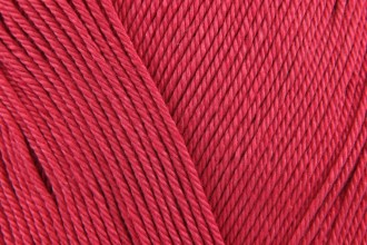 Patons 100% Cotton 4ply - Pomegranate (01724) - 100g