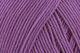 Patons 100% Cotton 4ply - Purple (01743) - 100g