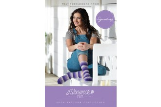 West Yorkshire Spinners - Winwick Mum Sock Pattern Collection (book)