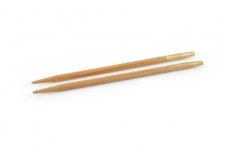 Pony Interchangeable Circular Knitting Needle Shanks - Bamboo (9.00mm)