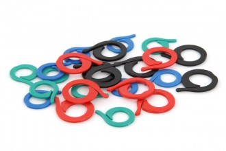 Pony Split Ring Markers