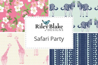 Riley Blake - Safari Party Collection