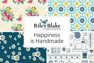 Riley Blake - Happiness is Handmade Collection