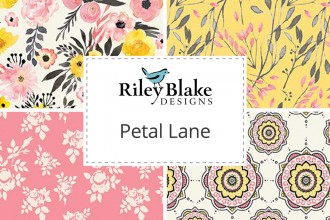 Riley Blake - Petal Lane Collection