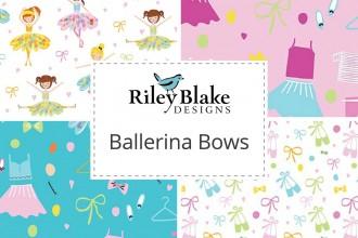 Riley Blake - Ballerina Bows Collection