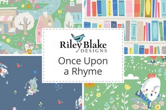 Riley Blake - Once Upon a Rhyme Collection