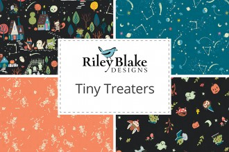 Riley Blake - Tiny Treaters Collection