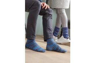 Regia - Basic Sock Pattern in Regia 4 Ply (downloadable PDF)