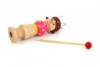Rico Knitting Doll (French Knitter) - Sylvie