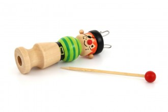 Rico Knitting Doll (French Knitter) - Onno