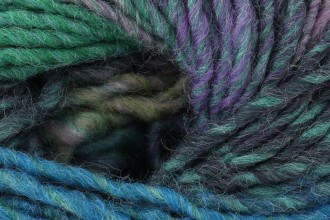 Rico Creative Melange (Chunky) - Teal-Lilac (057) - 50g