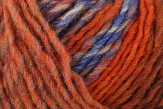 Rico Creative Melange (Chunky) - Orange-Blue (062) - 50g