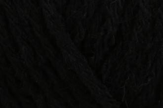 Rico Essentials Alpaca Blend Chunky - Black (008) - 50g