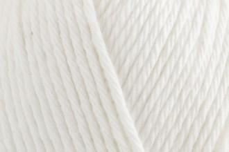 Rico Creative Cotton (DK) - White (001) - 50g