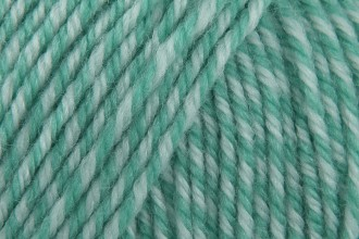 Rico Baby Classic (DK) - Turquoise Twist (026) - 50g