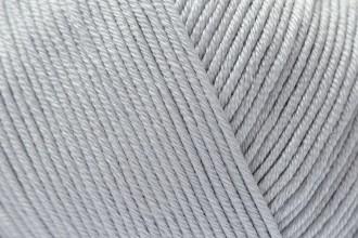 Rico Essentials Cotton (DK) - Silver (03) - 50g