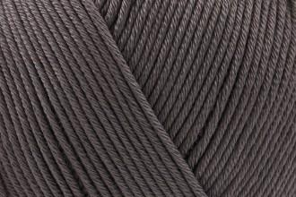 Rico Essentials Cotton (DK) - Dark Grey (107) - 50g