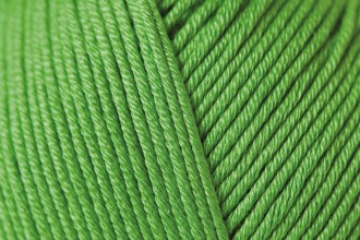 Rico Essentials Cotton (DK) - Grass-Green (66) - 50g