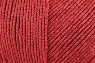 Rico Essentials Cotton (DK) - Dark Red (77) - 50g