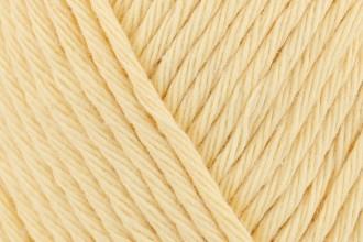 Rico Creative Cotton (Aran) - Pastel Yellow (04) - 50g