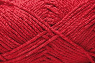 Rico Creative Cotton (Aran) - Cherry (65) - 50g