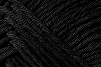 Rico Creative Cotton (Aran) - Black (90) - 50g