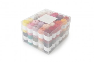 Rico Ricorumi Colour Pack - 60 Shades (60 x 25g balls)