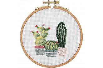 Rico - Cacti Collection (Cross Stitch Kit)