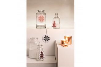 Rico - Christmas Motif Pendants/Decorations (Cross Stitch Kit)