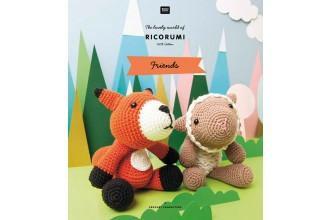 Rico Ricorumi - Friends (Booklet)