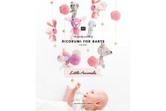 Rico Ricorumi For Babies - Little Animals (Booklet)