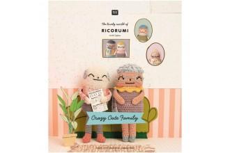 Rico Ricorumi - Crazy Cute Family (Booklet)